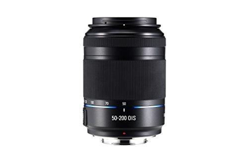 Samsung EX-T50200CSB i-Function Objektiv 50-200 mm F4-5.6 ED OIS III für Samsung NX-Serie schwarz (Kamera Samsung Nx)
