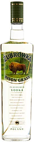 Zubrowka Vodka Bison Grass 70 cl