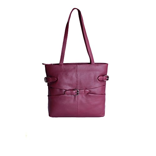 Eastern Counties Leather - Jill - Borsa a mano stile tote - Donna Nero