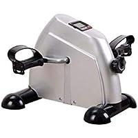 Qys Mini Entrenador de piernas y Brazos con Pedal Ajustable y Pantalla LED