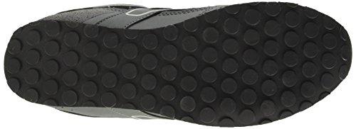 MILLET Sandstone, Scarpe sportive outdoor Uomo Grigio (Gris (Charcoal/Green Flash))