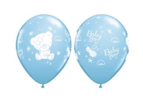tiny-tatty-teddy-bambino-ragazzo-qualatex-279-cm-palloncini-in-lattice-blu-pallido-set-di-5