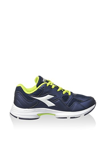 Diadora , Chaussures spécial volleyball pour homme Multicolore - C1423 BLU/BIANCO