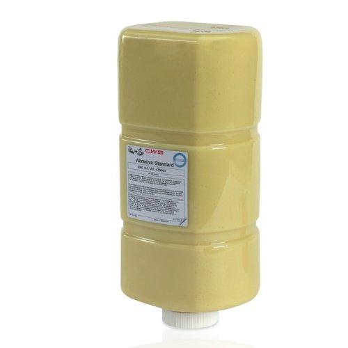 CWS Handreiniger mit Hautschutz Abrasiva Konzentrat, 1 Karton = 8 Flaschen à 2 l (Abrasiva-Konzentrat mit natürlichem Lösungsmittel)
