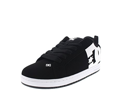 DC Sneaker - COURT GRAFFIK 300529 - black, Dimensione:48.5
