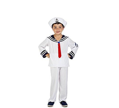 Imagen de disfraz de marinero para niño