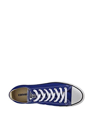 Converse Star Ox Canvas, Sneaker Basse Unisex – Adulto Blu elettrico