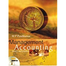 Management Accounting: Theory and Practice