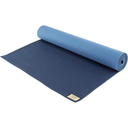 JADEYOGA Harmony Yogamatte blau Einheitsgröße