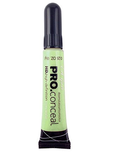L.A. Girl Pro Conceal HD. High Definition Concealer & Corrector - 992 Green by L.A. Girl
