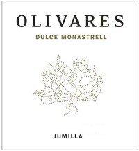 Olivares - Vino tinto dulce Jumilla