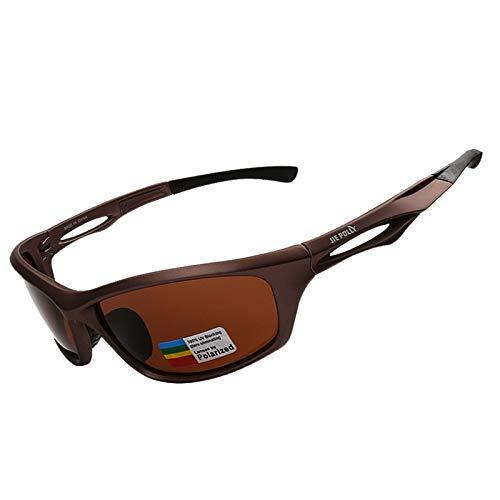KnBoB Motorradbrillen Für Biker Brille Mit Stärke Kurzsichtig Braun