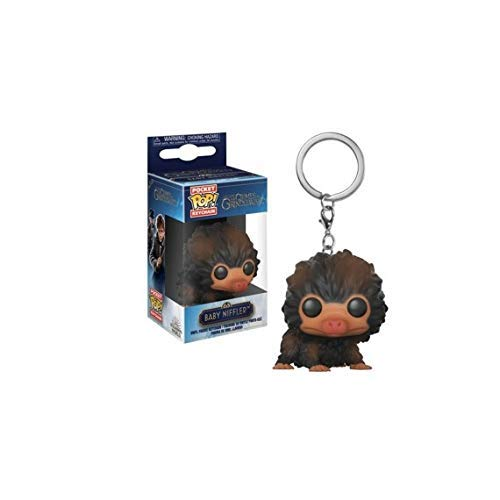 Funko Pop! Keychain: Fantastic Beasts 2 - Baby Niffler (Brown)