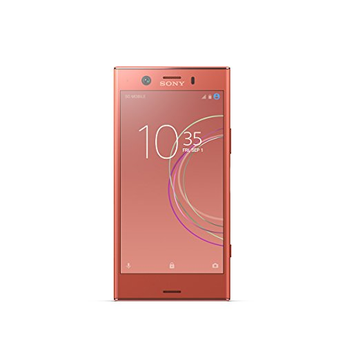 'Sony XZ1Compact 4.6Zoll Smartphone (Bluetooth, Octa Core, 4GB RAM, 32GB, 19MP Kamera, Android)