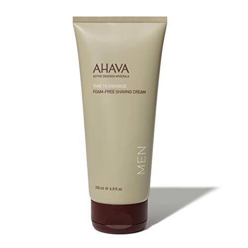 AHAVA Time To Energize Crema De Afeitar Sin Espuma - 200 ml.