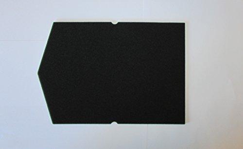 Filter für Miele Schwammfilter 6057930 Wärmepumpentrockner Filter Trockner Kondenstrokner Filterschaum Schaumstoff Sockelfilter