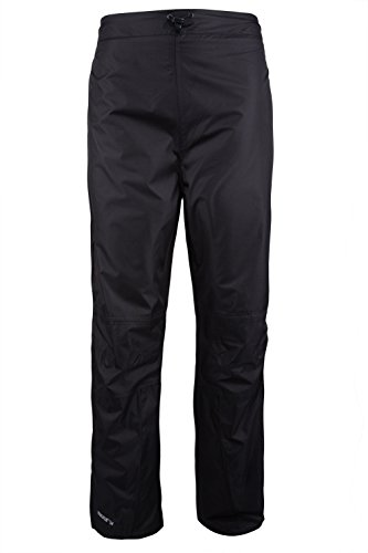 Mountain Warehouse Damen Spray wasserdichte Überhose, Regenhose, Wanderhose