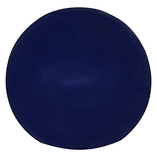 Jardin boule Poterie En Céramique En Bleu Pour Une Utilisation en extérieur Diamètre 40 cm résistant au gel