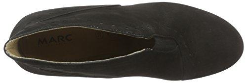 Marc Shoes - Elle, Stivali Donna Nero (Schwarz (black 100))