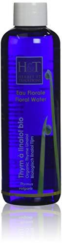 Herbes et Traditions Eau Florale Aromatisante Thym à Linalol Bio 200 ml
