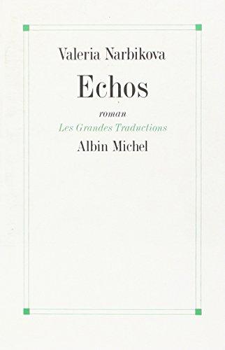 Echos : roman