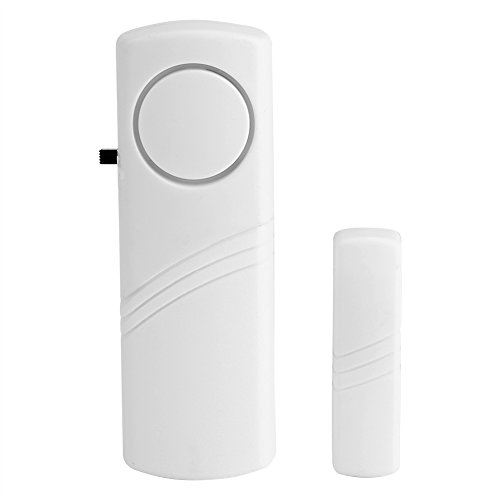 Wireless Fenster Tür Alarm Diebstahlschutz anti-burglar Home Security Alarm System Magnetic Sensor -