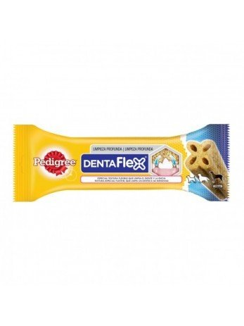 Pedigree Dentaflex Premios para Perros Grandes de Higiene Oral Uso 2 por Semana - Pack de 9 palos