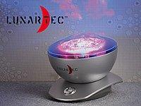 Lunartec Laser-Kugel-Lampe mit Polarlicht-Effekten von Lunartec auf Lampenhans.de