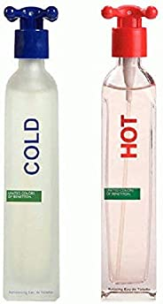 Hot & Cold Unisex Fragrances Set from United Colors of Bene