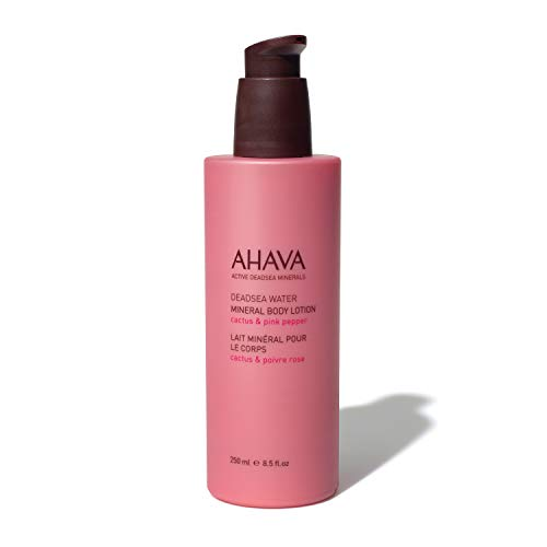 Ahava Body Lotion (Ahava Deadsea Water Mineral Body Lotion, 1er Pack (1 x 250 ml))
