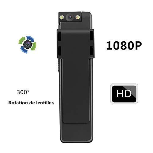 Caméra Espion Caméra de Surveillance de Sécurité Intérieure / Extérieure