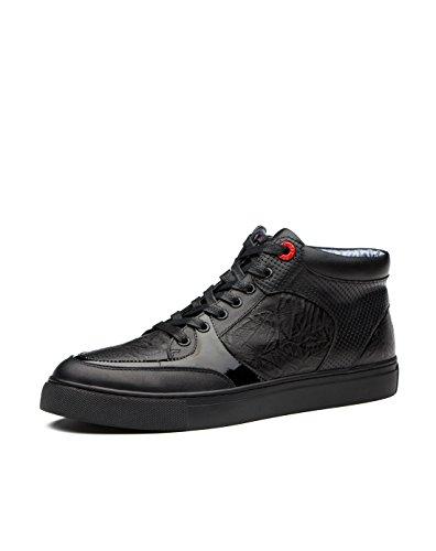 OPP Homme Chaussures de Ville A Lacets Neuf Noir