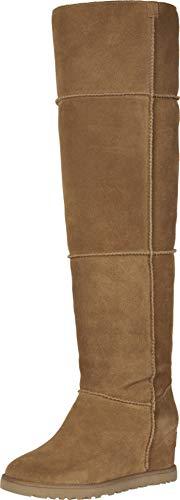 UGG Women's Classic Femme OTK Boot Chestnut Size 5 BM US