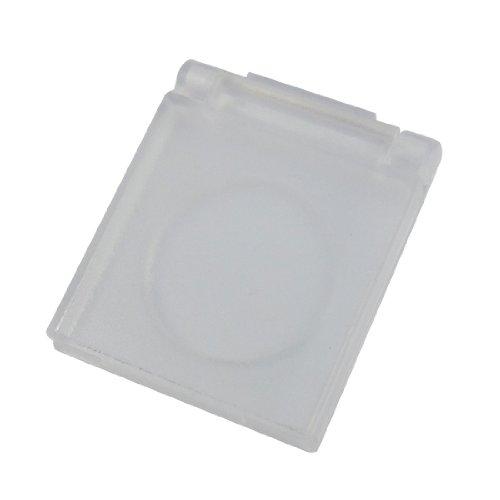 Rotondo Pulsante Interruttore Chiaro Plastica Protettivo Copertura Guardia