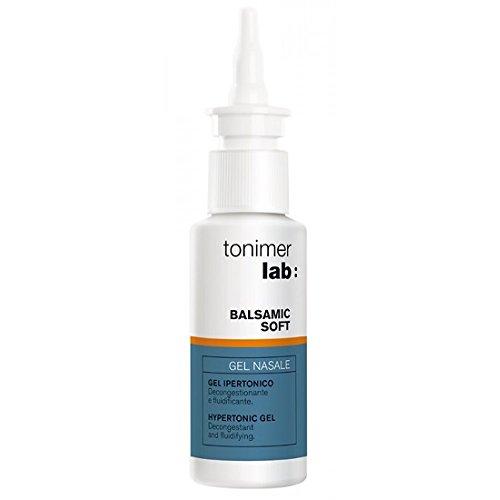 Ist.Ganassini Tonimer Balsamic Soft Gel Nasale - 15 ml