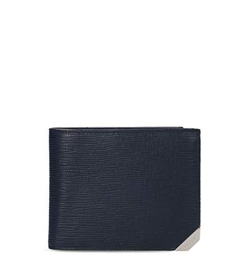 BALLY Luxury Fashion Herren 6221985BEVYEMC07 Blau Brieftaschen   Jahreszeit Outlet -
