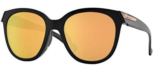 Ray-Ban Damen 0OO9433 Sonnenbrille, Schwarz (Matte Black), 54