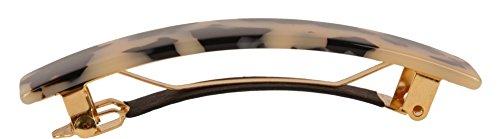 Solida brevet Barrette en Rhodoid, Tokyo, fabriqué en France, Clair 1