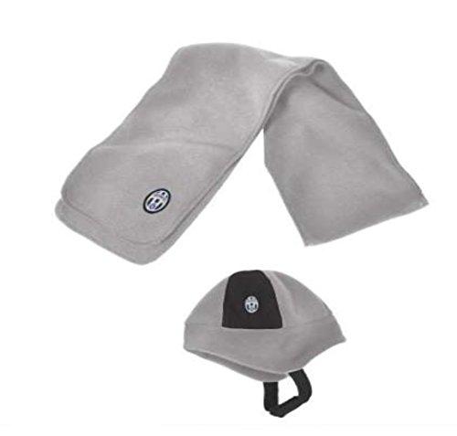 Bekleidung Juventus Gadget Fans Hut + Schal Baby Juve * 03335 (Baby Fußball Hut)