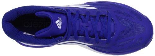 adidas, Scarpe Basket uomo Blu colroy/runwht/runwht colroy/runwht/runwht
