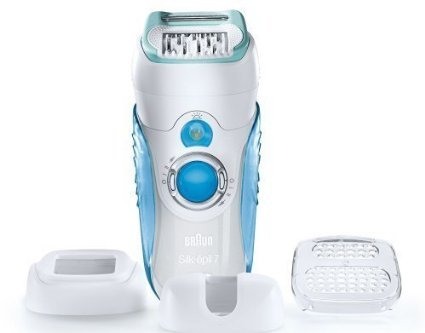 Braun 7871wd Silk Epil 7 with Venus Technology Legs & Body Dual Epilator New Good Gift for Good Day Fast Shiping