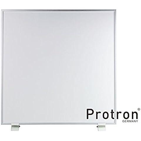 PROTRON Premium infrarrojo–Calefacción por infrarrojos panel Radiador Eléctrico calefactora pared–360W–60x 60cm
