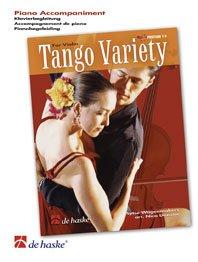 TANGO VARIETY - arrangiert für Klavier [Noten / Sheetmusic] Komponist: WAGENMAKERS SYTSE