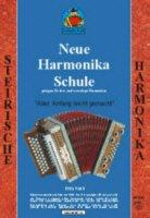 NEUE HARMONIKA SCHULE IN GRIFFSCHRIFT - arrangiert für Steirische Handharmonika - Diat. Handharmonika - mit CD [Noten / Sheetmusic] Komponist: PAULI ERICH