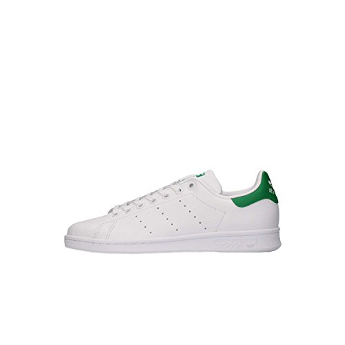 adidas Originals Adidas Stan Smith J M20605 Scarpe da Basket Unisex Bambini