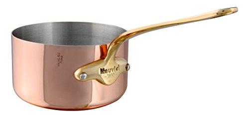 Mauviel 672018 M'150B Copper 18Saucepan 18cm