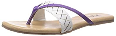 Senorita (from Liberty) Women's Purple Fashion Sandals - 6.5 UK/India (40 EU)