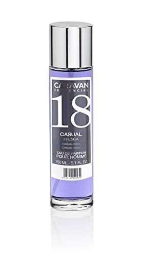 Caravan Fragancias nº 18 - Eau Parfum Vaporizador