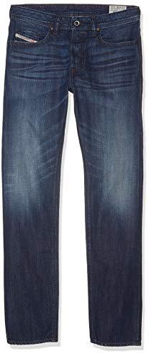 Diesel Herren Jeans Buster, Blau, W33/L32 - Diesel Herren Jeans