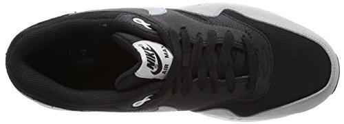 Nike Wmns Air Max 1 Essential, Bottes Classiques homme Noir - black (Black/Dove Grey-Pure Platinum)